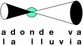 Logo Adonde va la lluvia
