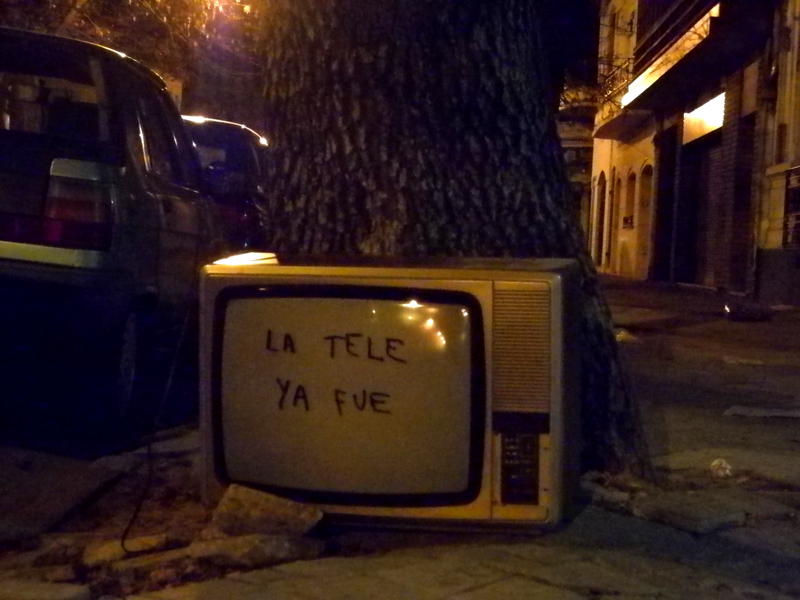 La tele ya fue - Roca 1900, Rosario