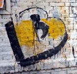 B amarilla