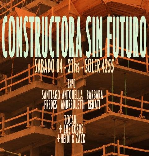 constructora sin futuro s.a.