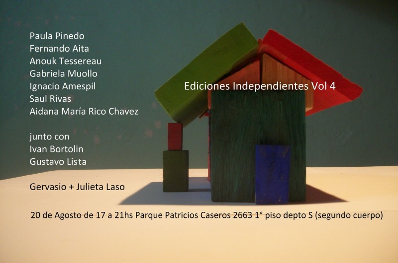 Ediciones independientes Vol. 4