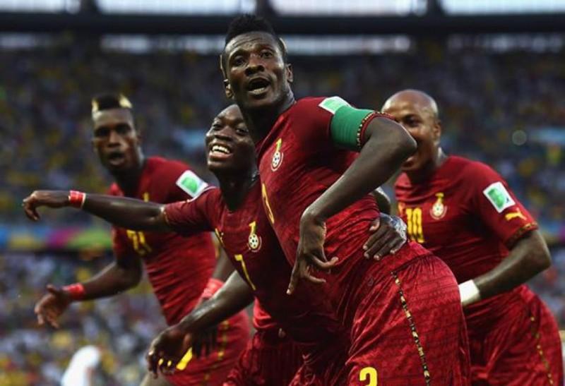 ghana festeja
