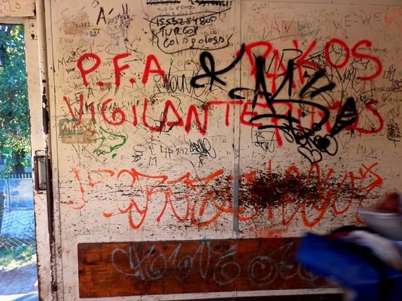 PFA vigilante