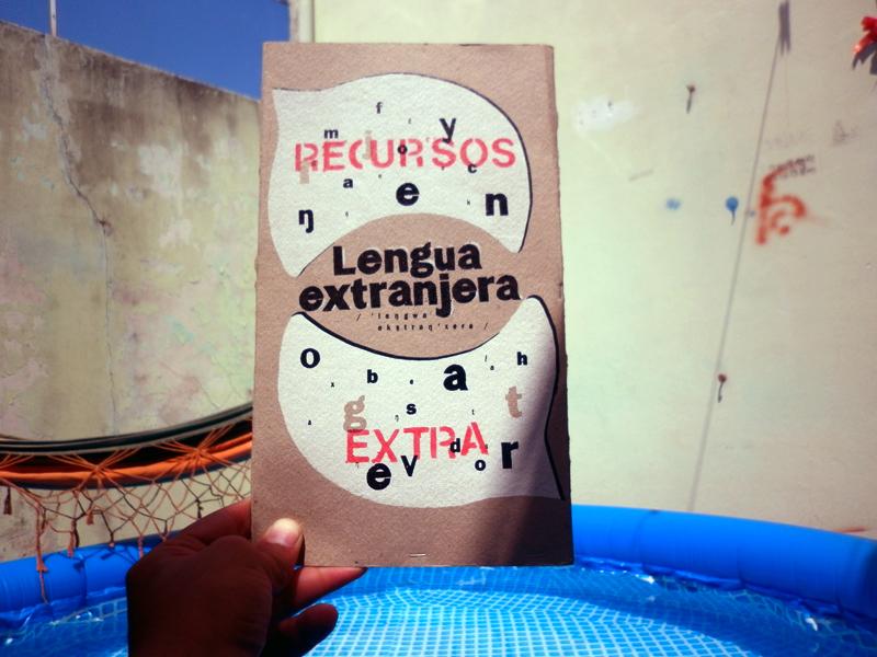 Recursos extra de Lengua extranjera, hamaca y pelopincho