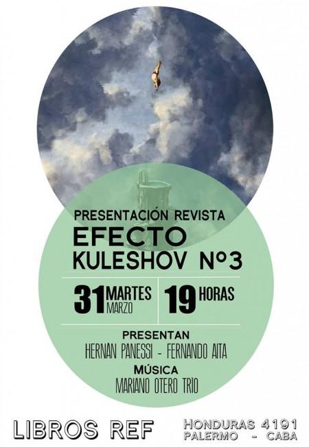 Efecto Kuleshov #3 en REF libros