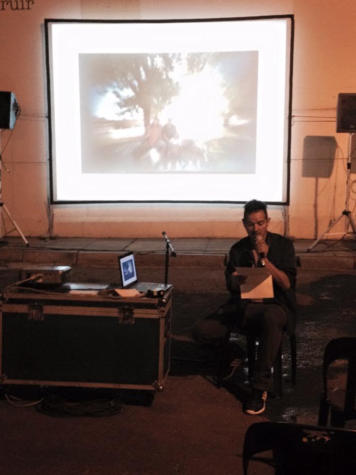 Furgón flashero en Hors Pistes Rosario viernes 13 noviembre 2015