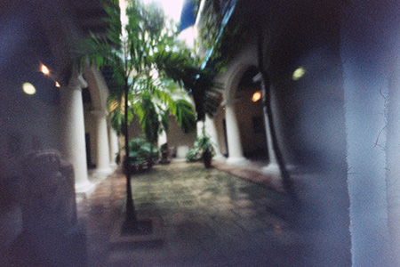 patio Huayasamín